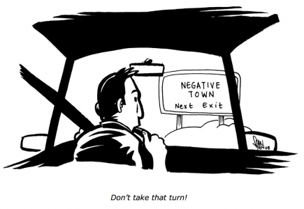 RockStar Lesson: Don't Take a Turn to Negative Town!