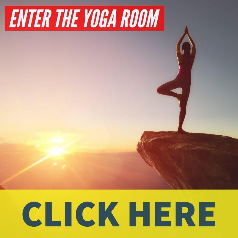 Enter The Yoga Room